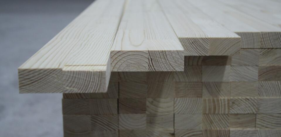 PRODUCTION OF FINGER JOINT TIMBERS